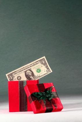 Den bakomliggande tanken väger tyngst när du köper billiga presenter