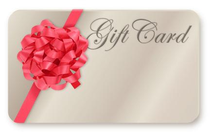 Köp förslagsvis ett presentkort på en upplevelse